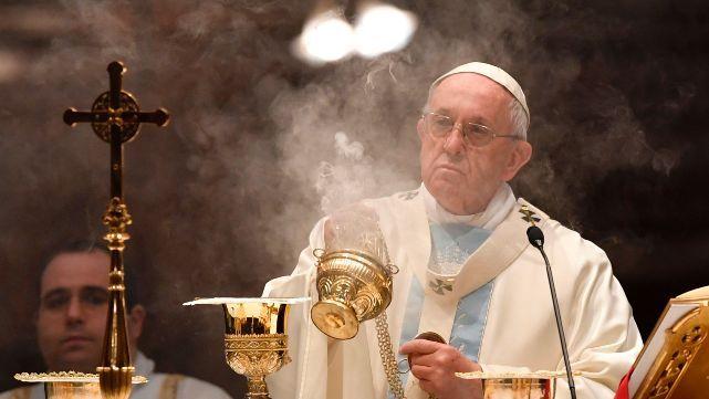 El Papa repudió la