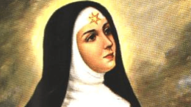 La Iglesia recuerda a Santa Angela de Mérici