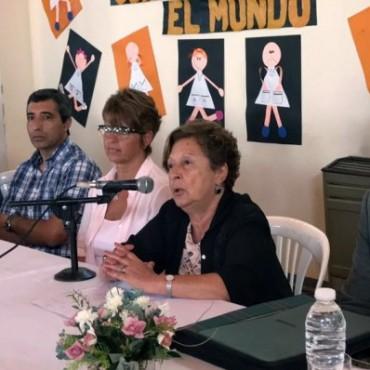 Ciclo Lectivo 2017 se lanzo desde  Algarrobo del Águila