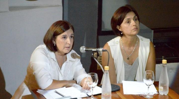 Elecciones en la UNLPam:Ana Urioste y Lía Molas son las candidatas de la Lista Facultad Agronomía