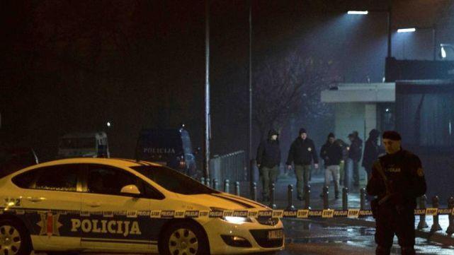 Tiró una granada a embajada yanqui y se suicidó