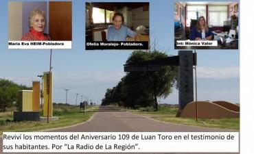 Reviví la Transmisión de Full Victorica desde Luan Toro en su Aniversario 109