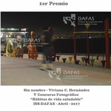Ganadores del Concurso fotográfico de DAFAS