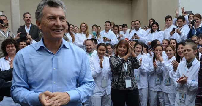 Macri reiteró que no habrá paritaria nacional docente