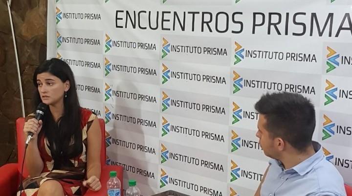 """Carmela Moreau: """"El gobierno metió la cola en el PJ de la mano de Pichetto, Bossio y Barrionuevo"""""""
