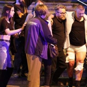 Manchester: confirman al menos 19 muertos por explosiones en concierto (investigan si fue atentado terrorista)