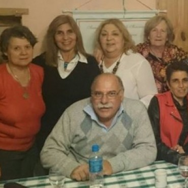 Federación Italiana de La Pampa en el MicroCine de Pellegriuni