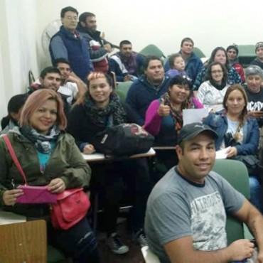 La Facultad brindó capacitación en gestión para 60 emprendedores de Santa Rosa