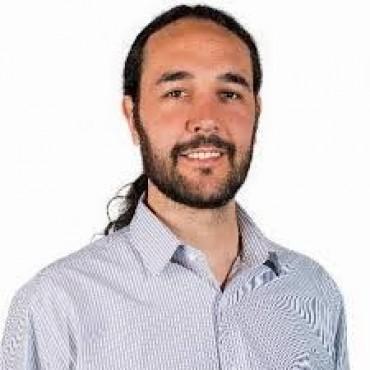 Diputado Pablo López del Frente de Izquierda
