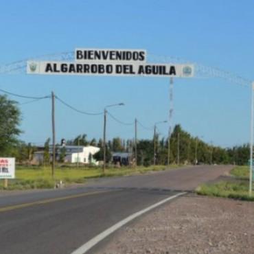 La comunidad de Algarrobo del Águila espera con muchas expectativas que el secundario sea con orientación Técnica.