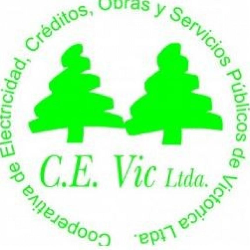 La C.E.Vic Ltda atendera en forma reducida por el paro del 25 de Junio.
