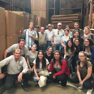 Encuentro de integración entre facultades de La Pampa y Misiones
