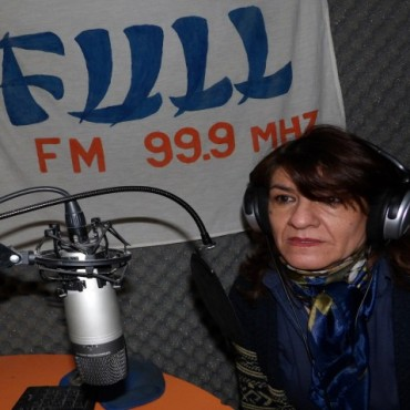 Gloria Cazanave precandidata a diputada Nacional.