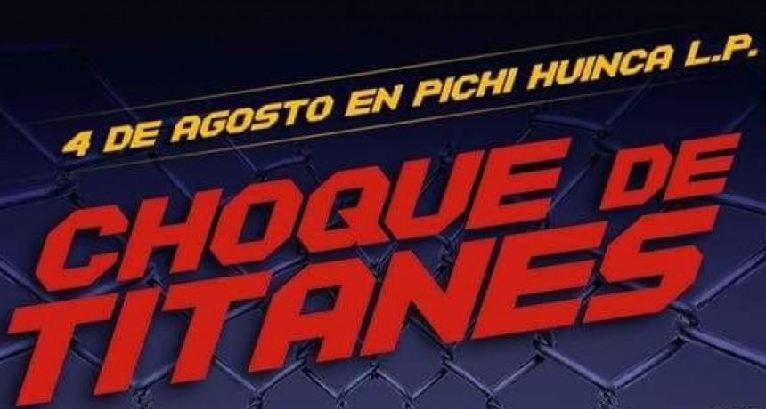 El KICKBOXING LLEGA A PICHI HUINCA EL 4 DE AGOSTO.