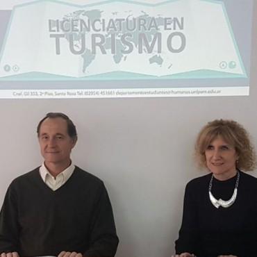 La UNLPam lanzó la Licenciatura en Turismo