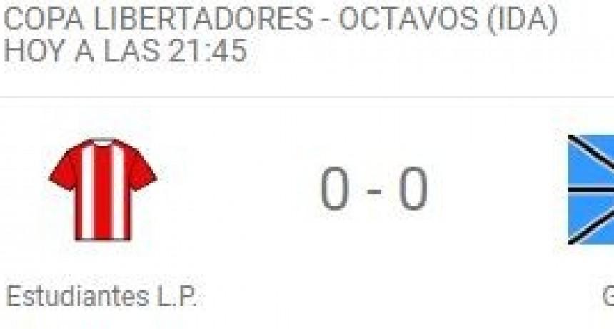 Relatores en vivo Copa Libertadores desde las 21:45 hs en FM Full Victorica