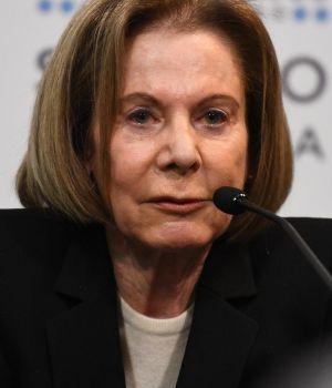 Inés Weinberg de Roca defendió su pliego ante el Senado