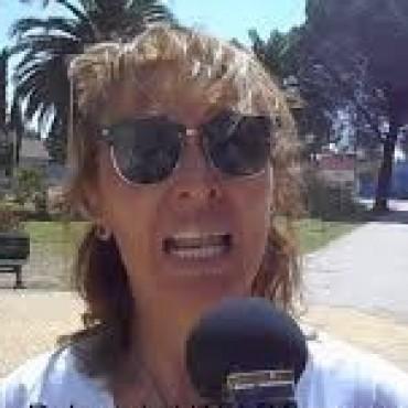 Carina Peredo de UTELPA dialogo con La Mañana A Full.