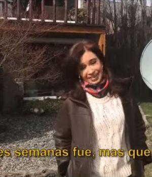 Cristina denunció que Bonadio le destrozó la casa con los allanamientos