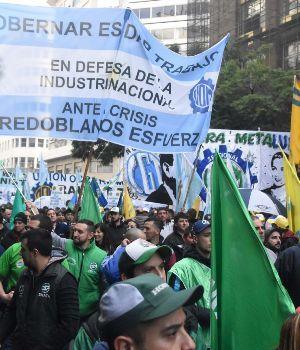 Gremios industriales marchan el jueves