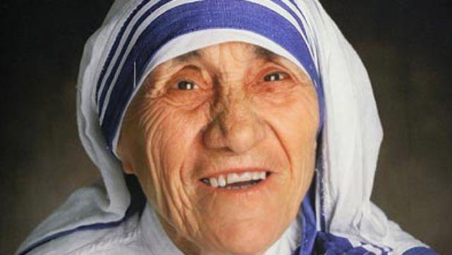 La iglesia recuerda hoy a la Santa Teresa de Calcuta