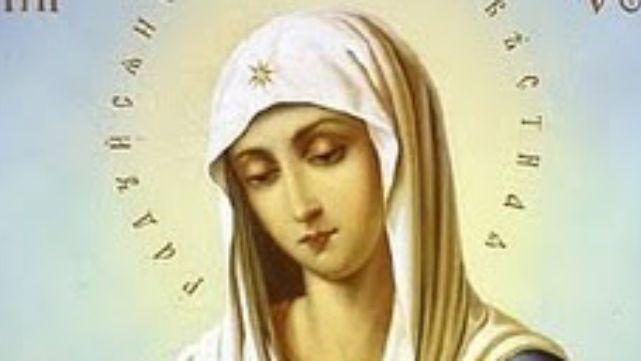 La iglesia recuerda hoy el Dulce Nombre de María