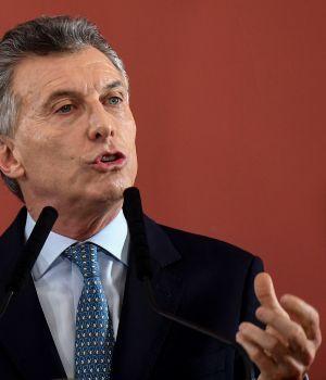Macri quería elogiar al FMI pero la pobreza lo impidió