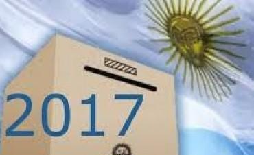 Más de 282000  votan este Domingo en La Pampa.
