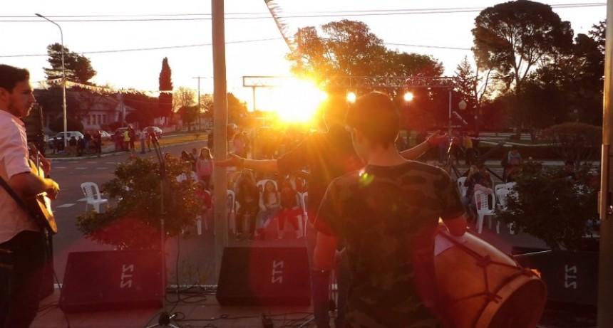 Comenzó semana cultural por aniversario 94 de Carro Quemado.