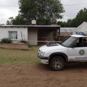 La Mujer se había autoinfligido el disparo con el arma de Fuego según pericias forenses.