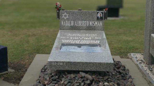 Emotivo homenaje a Nisman a 4 años de su muerte