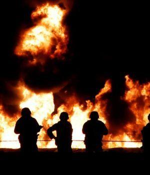 Mexicanos robaban gasolina, el ducto explotó y dejó al menos 67 muertos
