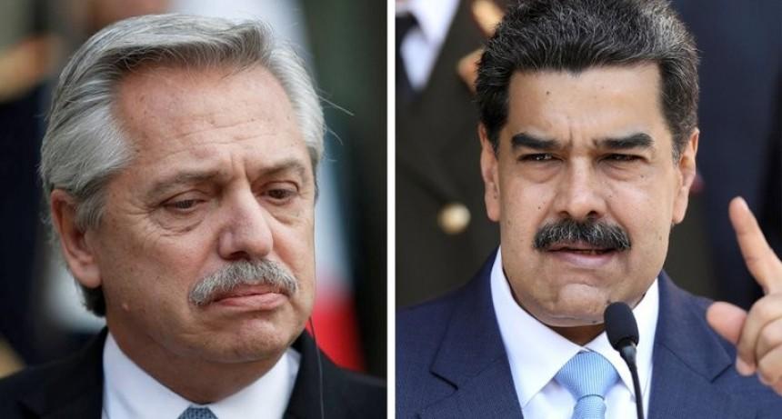 Una actitud que confirma el respaldo a la dictadura de Maduro