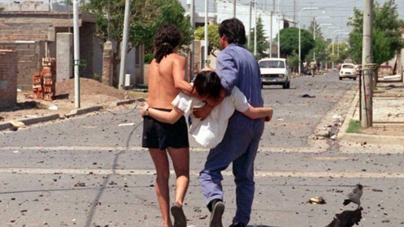 Muerte de Carlos Menem: la ciudad de Argentina que no se suma al duelo nacional por la muerte del expresidente