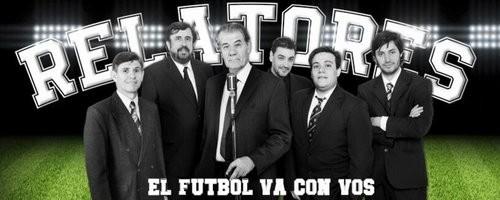 Víctor Hugo Morales vuelve a relatar fútbol. desde las 19 ha por Fm Full Victorica