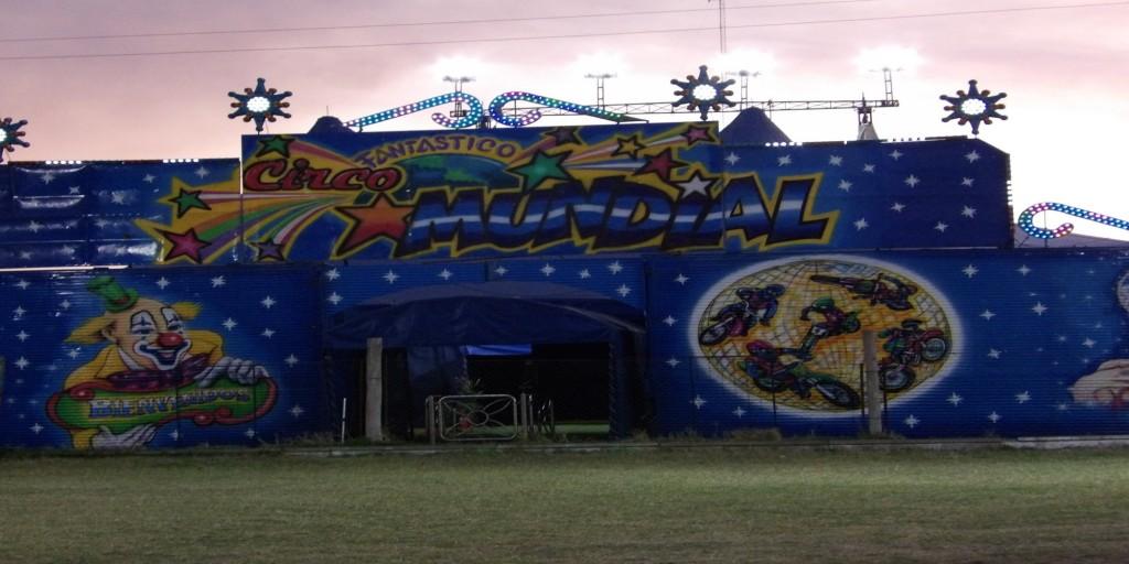 Lleno total en el Debut del Circo Mundial en Victorica.