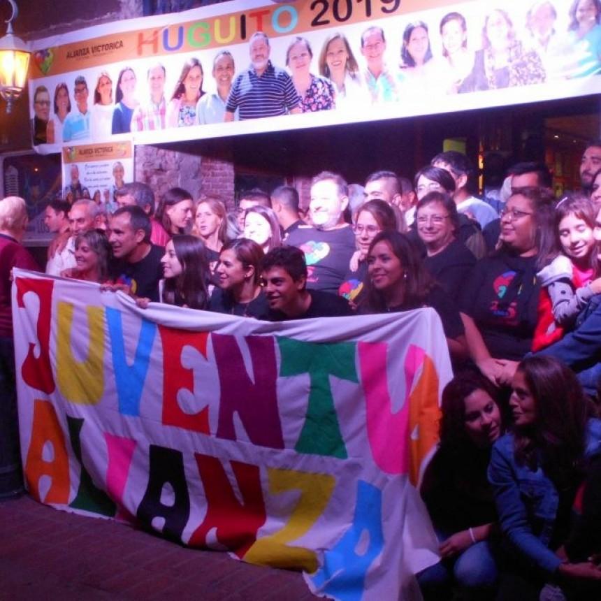 Alianza presentó Candidatos y 25 años de Vigencia