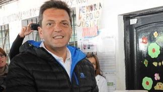 Massa nombró a Tinelli como una figura posible para sumarse a la carrera electoral