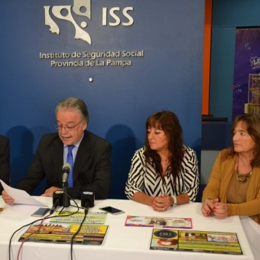 DAFAS presentó las actividades por el 32º Aniversario