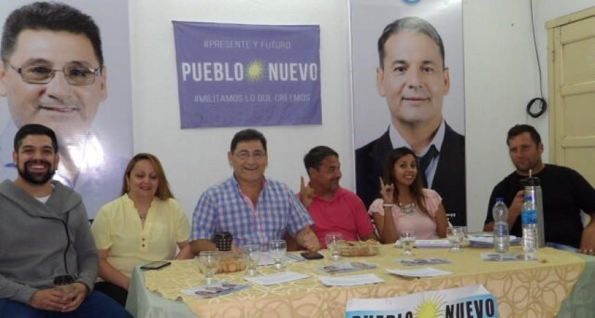 Pueblo Nuevo Presento Plataforma y Candidatos en Victorica