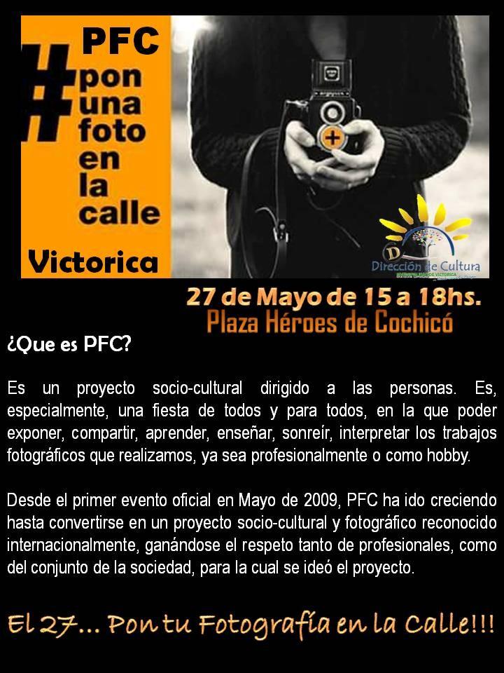El 27 de Mayo llega a Victorica