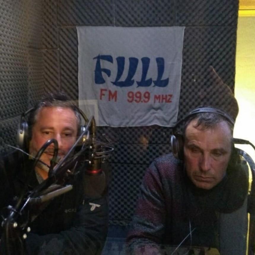 Candidatos de Alianza a Intendente  Hugo Kenny y Vice Luciano Maceda