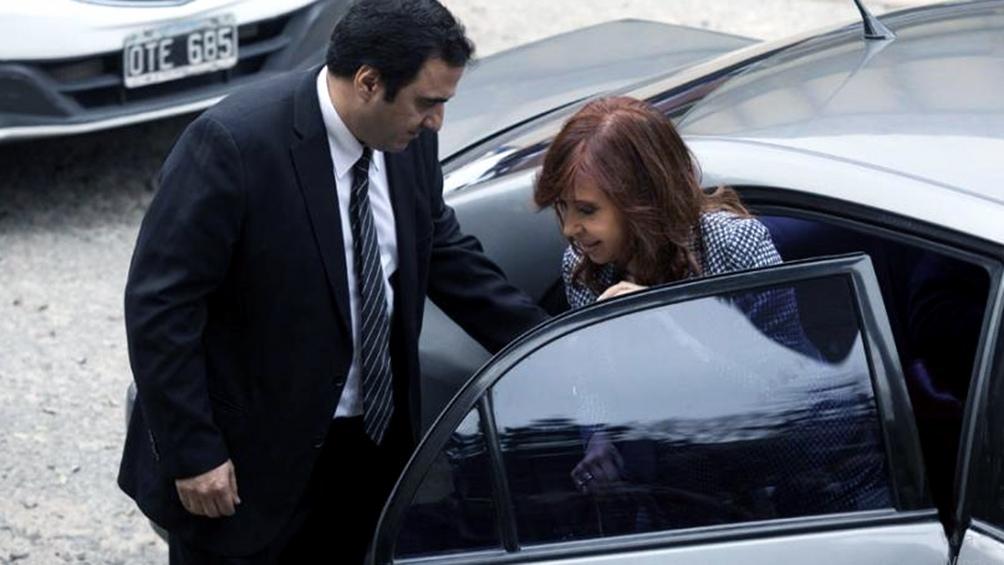 Cristina Kirchner califica al juicio que se inicia hoy como un