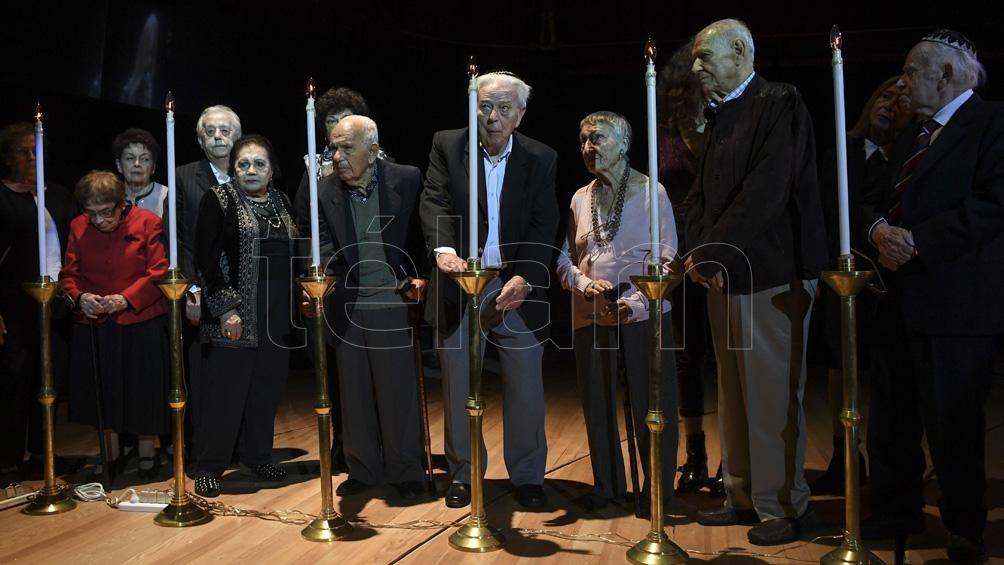 La DAIA recordó el Holocausto judío y pidió