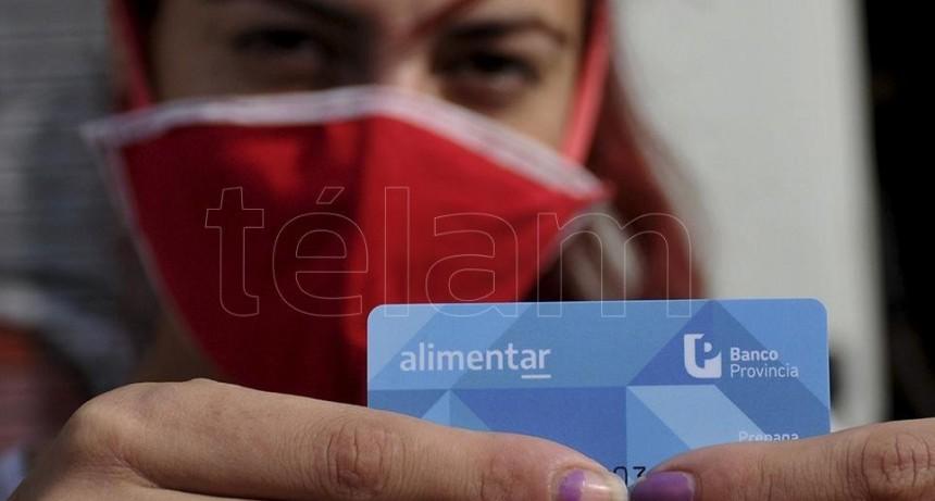Más de un millón y medio de familias recibieron la tarjeta Alimentar y se profundizó asistencia