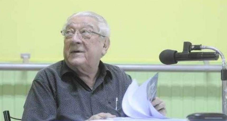 Murió Edgar Morisoli