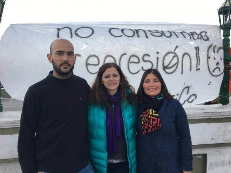 El PTS Frente de Izquierda y de los trabajadores Las PASO se han revelado como una enorme campaña de encubrimiento de la crisis nacional y regional