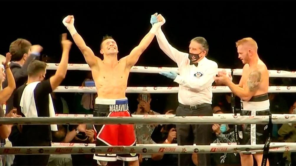 Para Maravilla Martínez,  Murata es el campeón