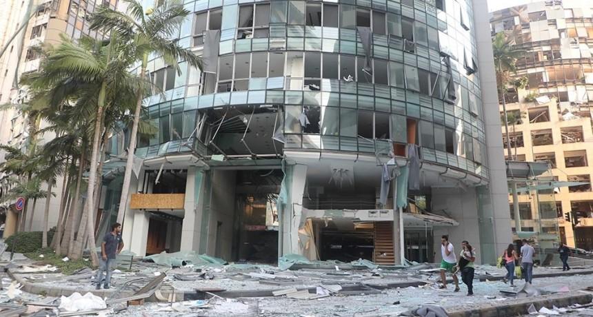 La UE y EEUU enviarán ayuda al Líbano por la letal explosión en Beirut
