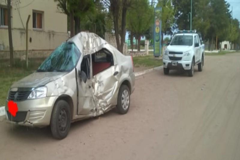 Accidente  en Ruta 10 cerca de Luan Toro víctima fatal.